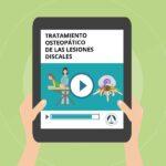 Tratamiento osteopático de las lesiones discales