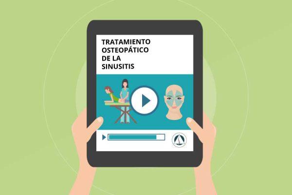 Tratamiento osteopático de la sinusitis