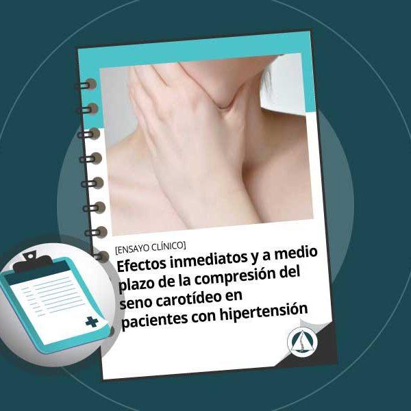 efectos-compresion-seno-carotideo-hipertension