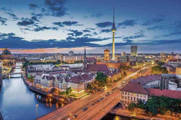 Sedes EOM Alemania