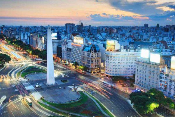 Sedes EOM Argentina