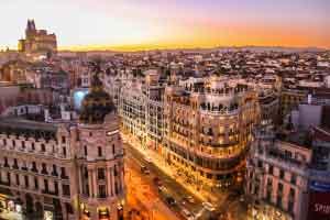Sedes Internacionales España