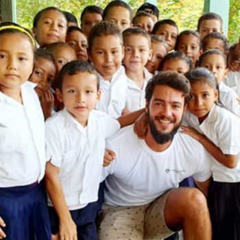 Experiencia de un alumno EOM en el voluntariado de Honduras