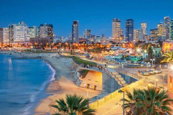 Sedes en Israel