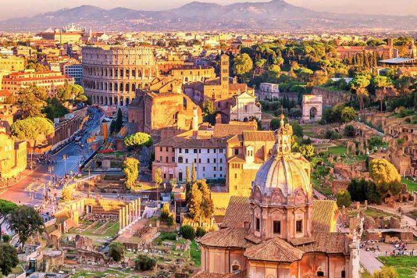 Sedes en Italia