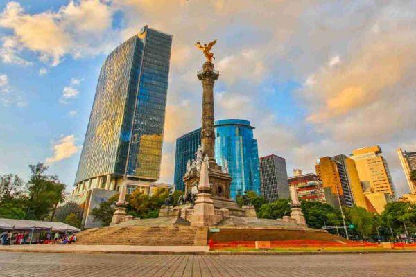 Sedes en Mexico
