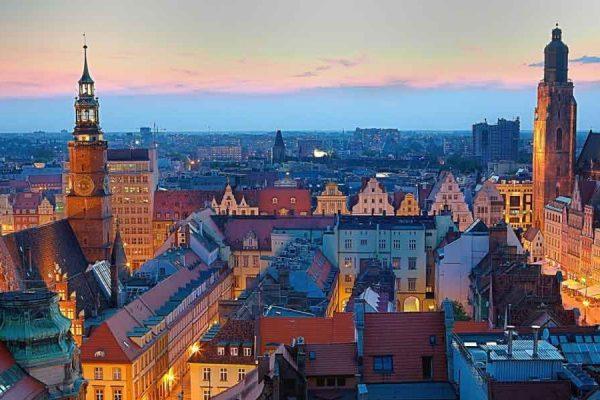 Sedes en Polonia