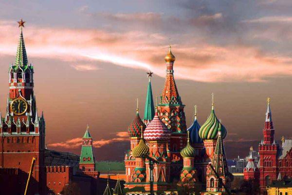 Sedes en Rusia