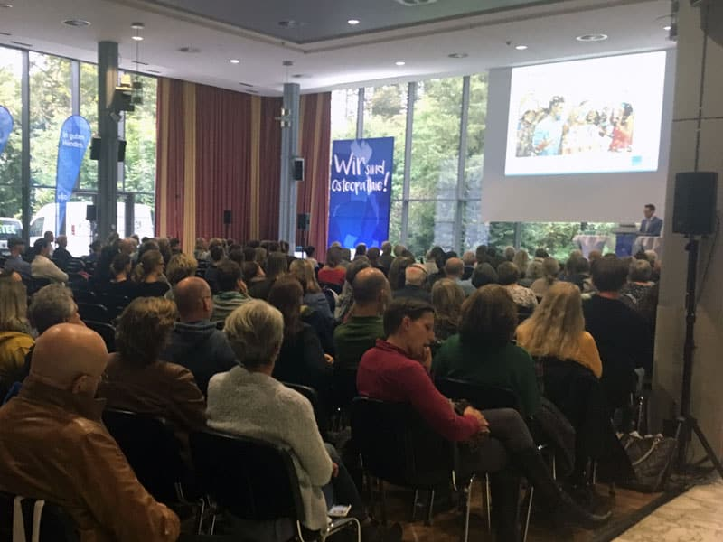 La EOM en la reunión anual de la OIA