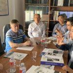 Médicos especialistas chinos en Madrid por la EOM