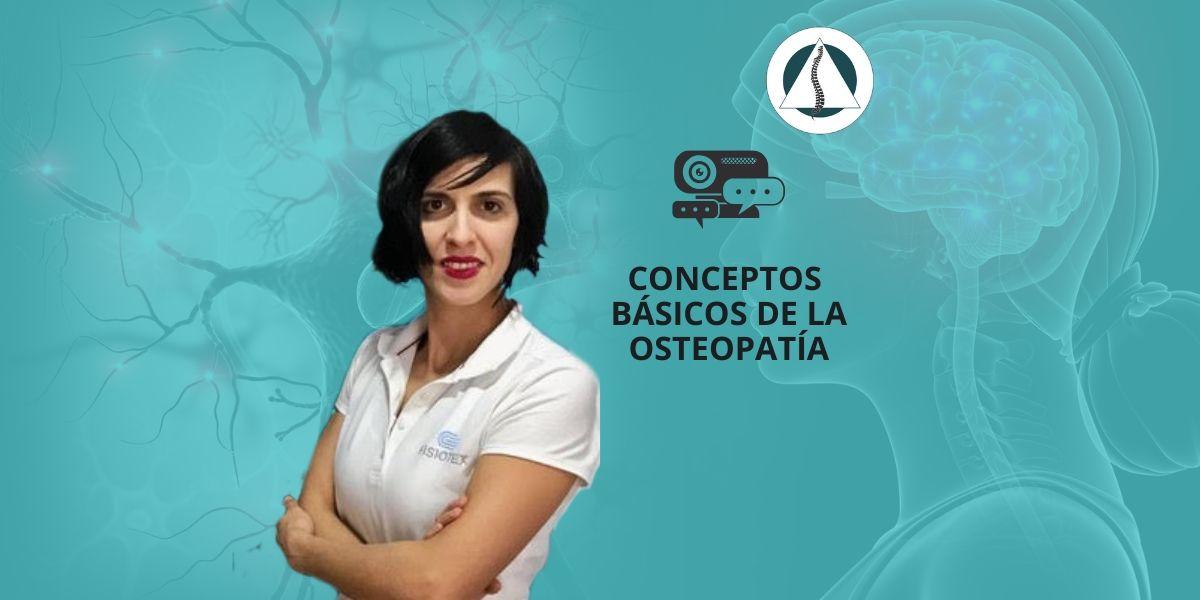 Conceptos básicos de la Osteopatía