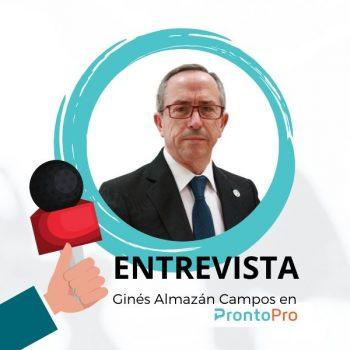 Entrevista a Ginés Almazán en ProntoPro Blog