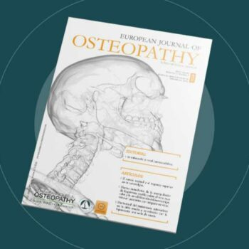 European Journal Osteopathy and Related Clinical Research Vol13 N2