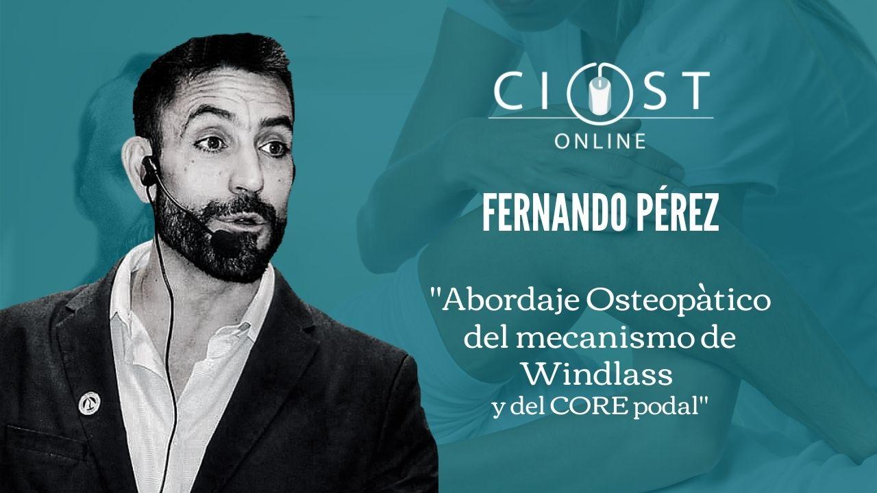 ciost 2020 - Fernando Pérez