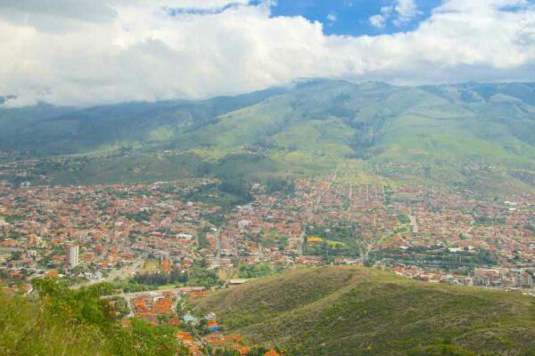 Sedes EOM Bolivia