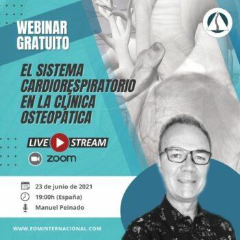 El sistema cardiorespiratorio en la clínica osteopática