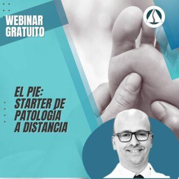 El pie: starter de patología a distanciaEl pie: starter de patología a distancia